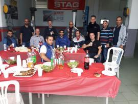 3ο Επίσημο σεμινάριο υγραεριοκίνησης  LPG STAG