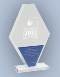 INPRO 2012 Award - STAG-4 Q-BOX controller